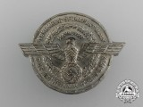 A 1939 Hannover Wehrmacht Sportfest Badge