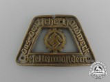 A German Tradesmen Journey Sleeve Badge