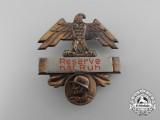A Reserve Hat Ruh Squad Member Badge