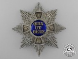 A Fine Quality Manufacture Royal Bavarian Merit Order of St. Michael; Grand Cross Star by Eduard Quellhorst