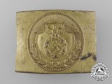 A Unusual SA Enlisted Man's Belt Buckle