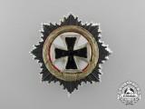 A Mint German Cross in Gold; 1957 Version