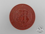 A 1936 1200-Year Anniversary of Alfred-Rosenberg Celebration Badge by Bebrit
