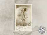 A Wartime Signed Picture Postcard of Actress Anny Ondra