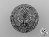 A RAD Mecklenburg 1933-1938 5-Year Service Badge