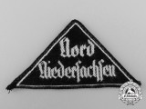 A HJ/DJ Nord Niedersachsen District Sleeve Patch