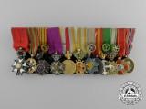 A Group of Twelve Miniatures