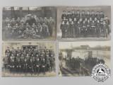 Five Imperial German Navy (Kaiserliche Marine) Postcards