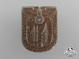 A 1939 NSDAP Alsfeld-Lautenbach District Council Day Badge by Richard Sieper & Söhne
