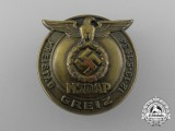 A 1934 NSDAP Greiz District Council Day Badge