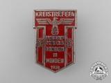 A 1938 NSDAP Minden Strict Council Day Badge