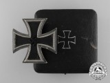 An Iron Cross 1939 First Class by Godet