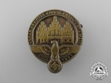 A 1938 NSDAP District Gross-Frankfurt am Main District Council Day Badge