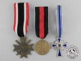 A Lot of Three Third Reich Period Awards and Decorations