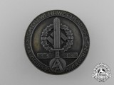 A Fine Quality 1938 SA Group Bayrische Ostmark (Austria) Sports & Defense-Sport Championships Badge by Christian Lauer