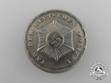 "A Third Reich Period ""Day of the German Police Force"" Badge"