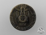 A 1937 Aachen District Council Day Badge