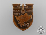 A 1939 NSDAP Siegkreis District Council Day Badge