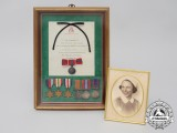 A Second War Group to Lieutenant (Nursing Sister) Margaret Daphne Taylor; RCAMC