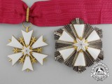 An Estonian Order of the White Star; 2nd Class Grand Commander Set