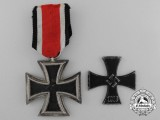 Two Iron Cross 2nd Class 1939 Items