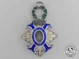 A Spanish Order of Civil Merit; Knight's Cross (1942-1975)