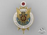 An Austrian Railway Officers Club Badge
