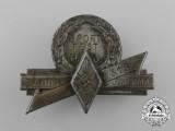 A HJ Bann 318 Sportfest Badge