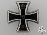 An Iron Cross First Class 1914 to Flieger Leutnant F.Steindl