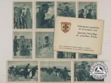 A Spanish Volunteers Division Twelve Postcard Set in its Original Sleeve