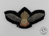 A British Air Observer Post Pilot Badge