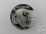 A 1937 Almark District Council Day Badge
