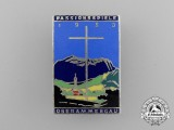"A 1950 Fine Quality Oberammergau ""Passion of the Christ Reenactment"" Festival Badge by Carl Poellath"
