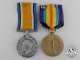 A First War Pair to 2nd Lieutenant Thomas Donat Vezina, Royal Naval Air Service