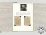 A Press Photo & Period Newspaper Articles on the Trial SS-Brigadeführer Kurt Meyer