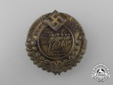 A 1937 Minden District Meeting Day Badge