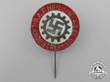 "A 1934 DAF Hessen ""County Meeting"" Badge"