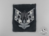 A Wehrmacht Heer (Army) Infantry Flag Bearer Sleeve Insignia