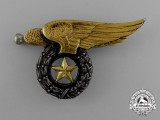 A South Vietnamese Pilot Badge for Allied Vietnamese Pilots during the French Occupation Period, c. 1950s