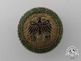 A 1941 Austria Protective Service Marksmanship Badge