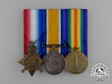 A First War Group to Captain Tabernacle; PPCLI & RFC; No. 1 Squadron