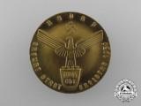 A 1936 NSDAP Erfurt District Council Day Badge