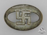 An Unattributed German NSDAP Supporters Belt Buckle