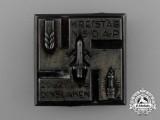 A 1936 NSDAP Dinslaken District Council Day Badge