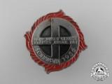"""A 1936 Sonnwend """"Praise our faith, Forgive our Deeds"""" Badge"""