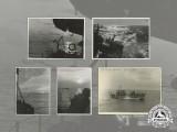 Eight Period Photographs from 23rd U-Jagdflottille; Kriegsmarine Submarine Pursuit Unit