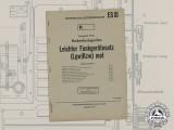 A 1941 Luftwaffe Signals Radio Training Manual