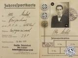 Four Deutsche Arbeitsfront (DAF) (German Labour Front) Items