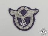 A Second War Luftwaffe Observer Badge; Bullion Version