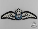 A Second War Royal Australian Air Force Pilot Wings